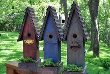 Birdhouses / by Gayla Wilson