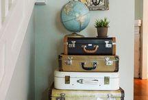 {suitcase} / by Camila Patricio