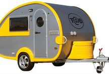Teardrops, Campers & Tiny homes...Oh my! / by Ashley Billeri