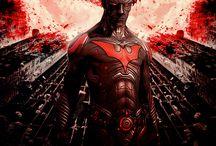 Batman beyond / by Zack Brown