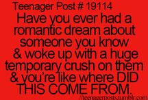 Teenager Post :)x / Teenager Posts and other things like it. These are so funny and true :)x / by Clare Remaley