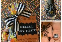 Fall and Halloween ideas / by Brittany Egbert