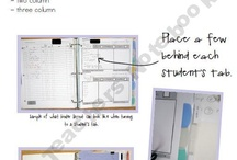 classroom organization / by Michelle Lindsey