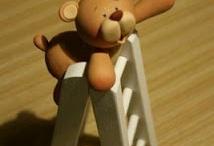 24 - Cakes: TEDDY BEARS / by Paula Rodrigues
