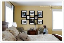 H / WALL ART, GALLERIES / Ways to Display Photographs as Art / by Camille Winona