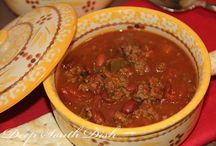 Quest for the ultimate chili / by Angie MacAlpine