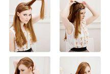 HAIR, HAIR, HAIR / by Randa Dye