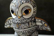 Owl love / by Krystle Kinsella
