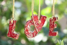 LOVE / love / by LauraJeanne .