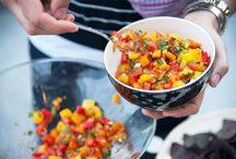 Sauces, pestos, condiments, etc. / by Adrienne Chu