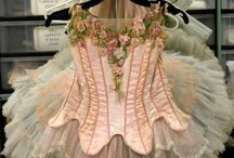 Ballet Costumes & Tutu's / Ballet costumes and tutus / by Petra Oostrom