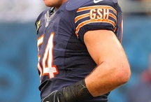 Brian Urlacher / by Chicago Bears Pro Shop
