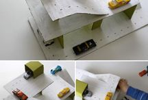 Cardboard Play / by Playworks