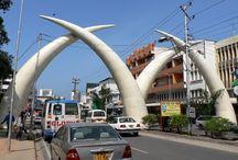 All things Kenyan / Kenyan people, Kenyan beaches, Kenyan scenery, animals from Kenya / by Shina J