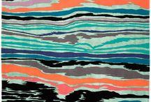 waves, clouds, swirls / by Eliza Jane Curtis | Morris & Essex