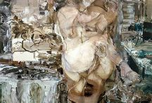 CECILY BROWN 45 . art / art + paintings by cecily brown / by BRIAN . ELSTON ART + DESIGN