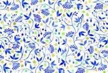 Patterns / by Michelle Fyfe