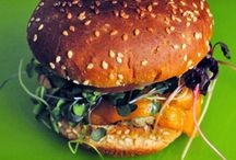 • Big Bad Burgers • / by Brynn Cahalan