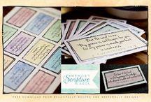Scripture Memory / by Elaine Mazzo