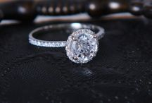 Engagement Rings / by Eden Fitzkee