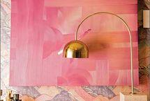 Pinkish / by Caroline de la Ronde