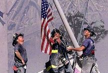 Remembering 9/11/2001 / Remembering September 11, 2001 We Will Never Forget. / by Stephanie L. Dailey