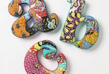 Craft Ideas / by Angie Sayler