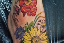 Tattoos / by Elizabeth Barbarick
