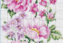 Cross Stitch Love / by Catherine Ponce