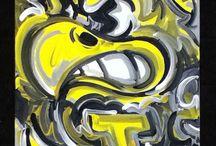 Iowa Hawkeye Love / by Kristin Diering