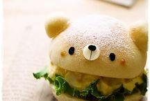 ** Kawaii food - Bento ** / by Génération Kawaii