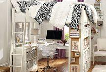 bedroom ideas for Autumnn / by Jennifer Turner