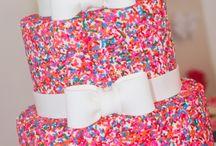 Cakes / by Grace_gymnast