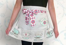 Aprons / by Pia Kavén-Bailey