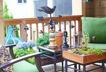 Porch / by Dawn Downs