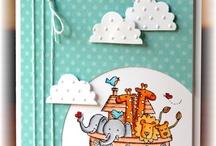 Cards - Baby / by Arlene Bridges