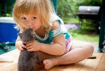 Cute kids / by Kim Gray