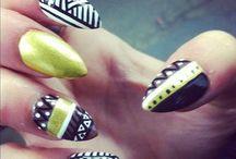 Nails Nails Nails / by kristina lynn