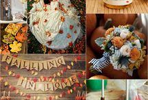 Fall wedding / by Jesse Britt