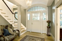 Entryways / by Jenny (Evolution of Style)