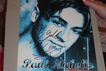 PAUL NICHOLLS / by Princess Gucci
