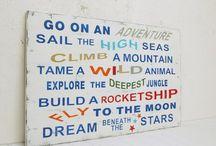 Inspiration Gallery / by Paula de la Llana-Nunag