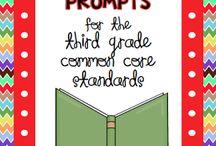 math journal prompts / by Jamie Elizabeth