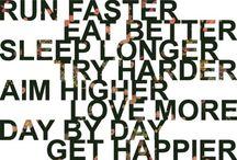 Motivation  / by Savannah Dimmock