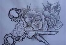 Tattoos / by Maddie Bonsky