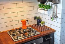 Tiny Kitchen / by Heather Knight