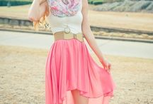 Homecoming Morning Outfit Ideas. / by Marlee Hill