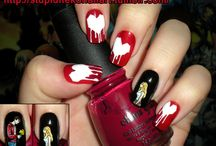 Awesome Nails!!  / by Krista Walls