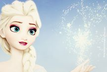 Disney FROZEN / #Frozen #Anna #Elsa #Olaf #Disney #Movie / by Disney Sisters