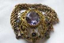 Antique jewelry / by Beth Cartlidge